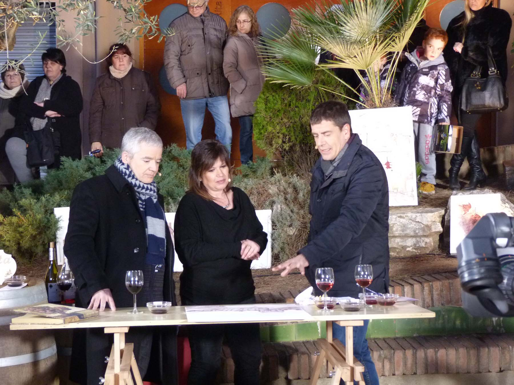 Programa TV3 Divendres (Sant Esteve Sesrovires)