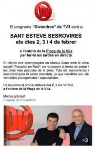 Programa Divendres TV3